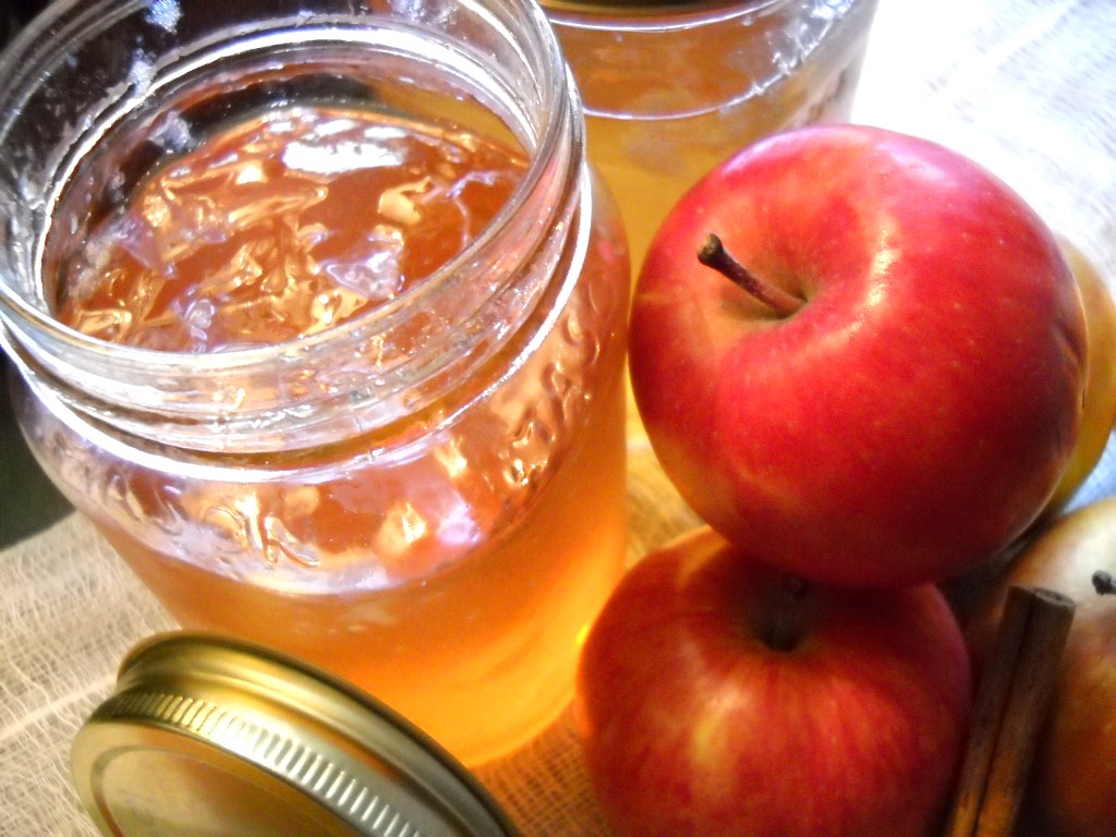 Apple Jelly Recipe — Dishmaps